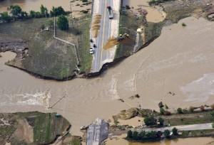 APTOPIX Colorado Flooding