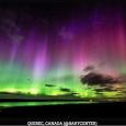 Fasci di luce danzanti stanno attraversando i cieli di molte regioni del pianeta. L'intensa tempesta solare che sta investendo la Terra sta generando aurore boreali visibili anche in zone che […]